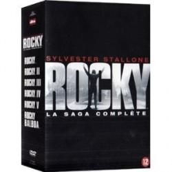 Rocky La Saga Complete