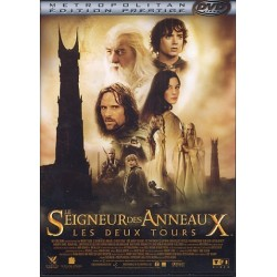Le seigneur des Anneaux les deux tours 2 dvd