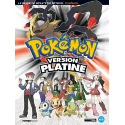 Guide Pokemon version platine