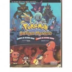 Pokemon Donjon Mystere Equipe de secours bleue /rouge