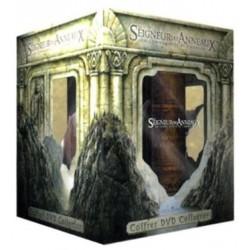 Le Seigneur des Anneaux 1 La Communauté de l'Anneau Coffret Super Collector 4 DVD