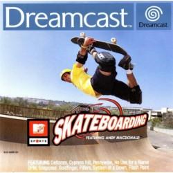 MTV Sport Skateboarding