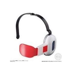 Saiyan Scouter Red Lens