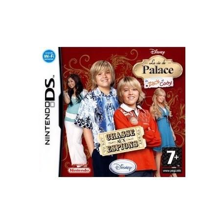 La Vie De Palace De Zack Et Cody Chasse Aux Espions
