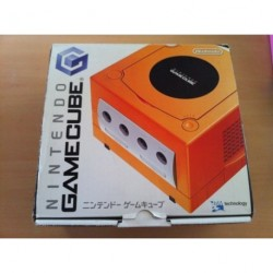 Nintendo Game Cube Orange JAP