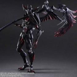 Monster Hunter 4 Play Arts Kai Diablos Armor