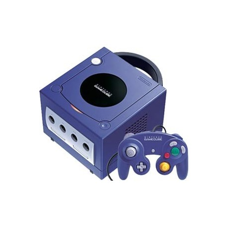Nintendo Game Cube Violette