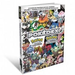 Pokemon Version Noire et Blanche volume 2 guide d'unys