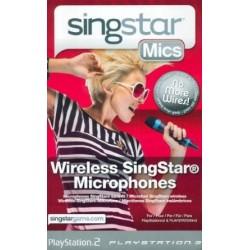 Microphones sans fil Singstar Pack de 2