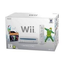 Nintendo Wii pack Just Dance 2