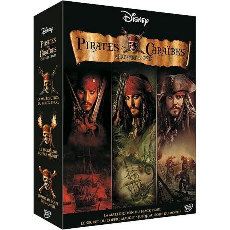 Pirates des Caraïbes La Trilogie