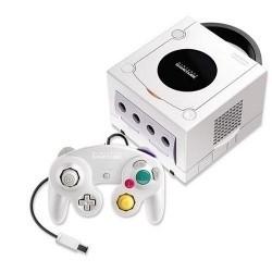 Nintendo Game Cube Blanche