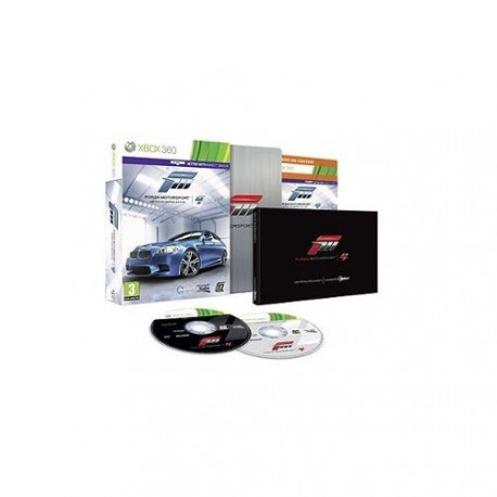 Forza Motorsport 4 collector