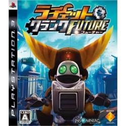 Ratchet & Clank Future Tools of Destruction JAP