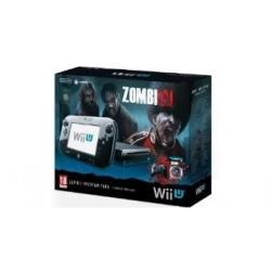 Nintendo WII U 32Go premium pack ZombiU