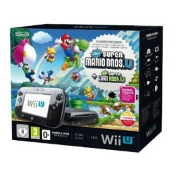 Nintendo WII U 32Go pack Mario & Luigi