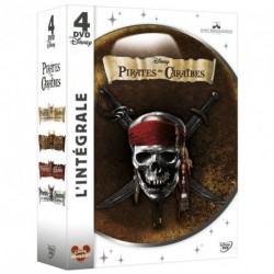Pirates des Caraïbes La Quadrilogie