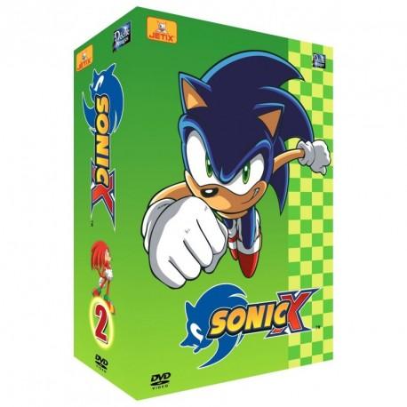 Sonic X Partie 2