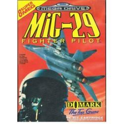 Mig 29 Fighter Pilot