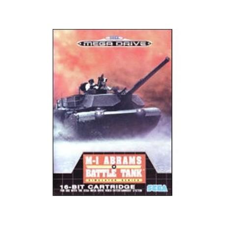 M 1 Abrams Battle Tank