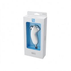 Manette Nunchuk Officiel Wii