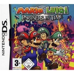 Mario et Luigi Partners in Time