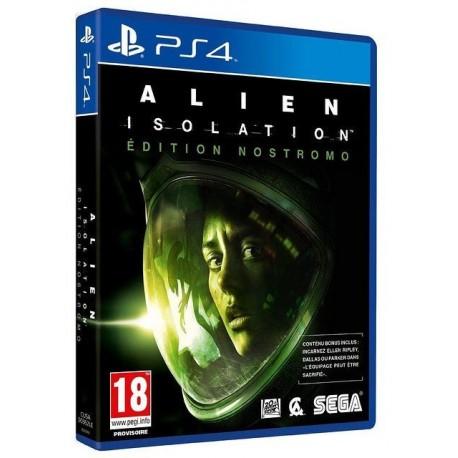 Alien Isolation Edition nostromo