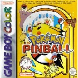 Pokemon Pinball