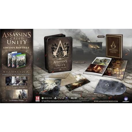 Assassin's Creed Unity Edition Bastille
