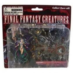 Final Fantasy Creatures Yunalesca Cerberus