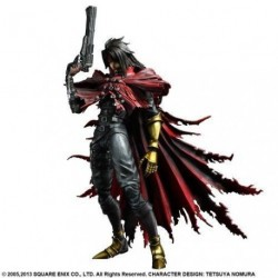 Final Fantasy 7 Advent Children Play arts Kai Vincent Valentine