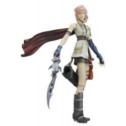 Final Fantasy 13 Lightning Play Arts Kai