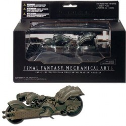 Final Fantasy Mechanical Arts Kadaj's Motocycle