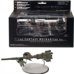 Final Fantasy Mechanical Arts Sister Ray