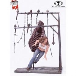 McFarlane's Movie Maniacs 7 The Texas Chainsaw Massacre Erin