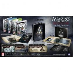 Assassin's Creed 4 Black Flag Skull Edition