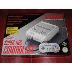 Nintendo Super Nintendo Control Set