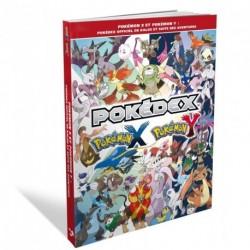 Pokemon X et Pokemon Y le guide Pokedex officiel de Kalos et suite des aventures