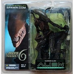 McFarlane's Movie Maniacs 6 Warrior Alien from Alien Resurrection