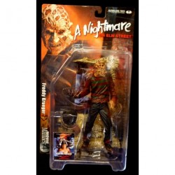 McFarlane's Movie Maniacs 4 Freddy Krueger 2 A Nightmare on Elm Street