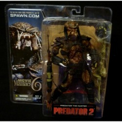 McFarlane's Movie Maniacs 6 Predator The Hunter from Predator 2