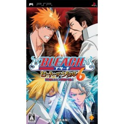 Bleach Heat the Soul 6 JAP
