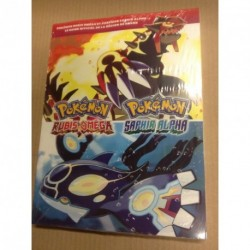 Pokemon Rubis Omega Et Pokemon Saphir Alpha Region De Hoenn
