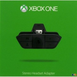 Adaptateur Audio X Box One
