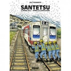 Santetsu 11 mars 2011 Apres le cataclysme