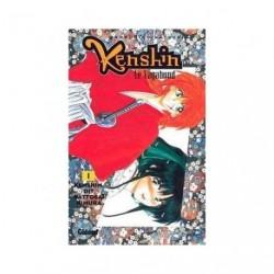 Kenshin Le Vagabond DoubleTome 01 & 02