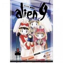 Alien Nine Tome 01
