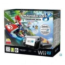Nintendo WII U 32Go premium pack Mario Kart 8