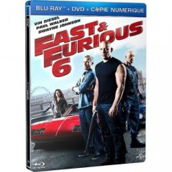 Fast And Furious 6 Steelbook