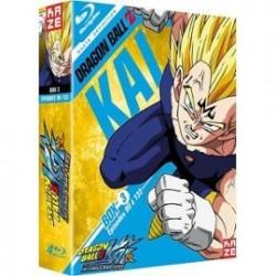 Dragon Ball Z Kai Box 3/4